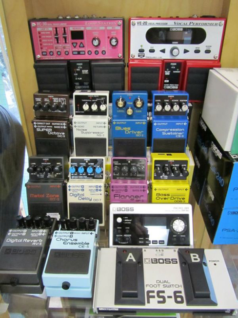 Product Image Guitar Effects
